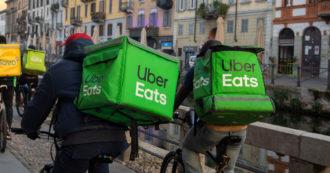 """I pm di Milano: """"I rider sono lavoratori subordinati, non schiavi ma cittadini. Su Uber Eats aperta anche indagine fiscale"""""""
