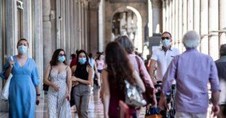 """Stop alla mascherina all'aperto, il Cts dà via libera. Speranza: """"Dal 28 giugno superiamo l'obbligo, ma mantenere precauzioni"""""""