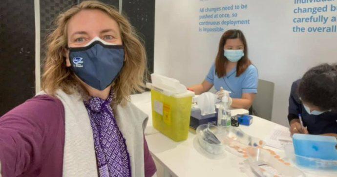 """""""Sono italiana residente a Dubai, dove ho scelto di fare il vaccino cinese. Ecco come funziona negli Emirati"""""""