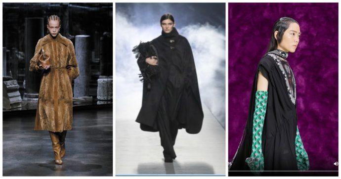 Settimana della Moda Milano 2021, top e flop dalle sfilate: male Fendi e Prada, incantano Alberta Ferretti e N21