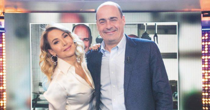 Nicola Zingaretti ospite da Barbara D'Urso per la prima intervista dopo le dimissioni. E ci sarà anche Matteo Salvini
