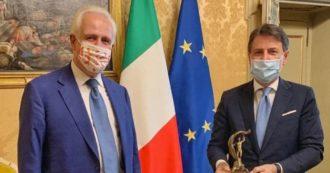 Giuseppe Conte, il ritorno in cattedra a Firenze: il testo integrale dell'intervento
