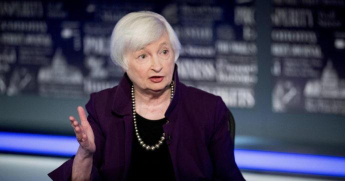 """Svolta sulla digital tax per i colossi web. La segretaria al Tesoro Janet Yellen: """"Gli Usa non si opporranno"""""""