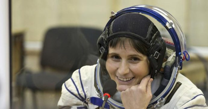 """Samantha Cristoforetti ritorna sulla Stazione spaziale: """"È la mia casa lontano da casa"""""""