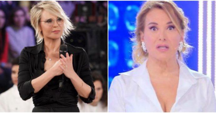 """""""Maria De Filippi è la vera spina nel fianco di Barbara D'Urso. Ecco la clausola nel contratto"""": la rivelazione di Dagospia"""