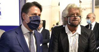 """Beppe Grillo: """"Noi apripista su transizione green, Draghi sarà giudicato per quel che farà. Conte onorerà suo impegno col M5s"""""""