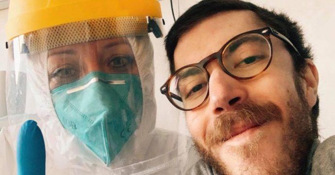 """Covid, Iacopo Melio lascia l'ospedale dopo 27 giorni: """"Ho sconfitto il virus, ma non gli effetti. Il recupero sarà lento e lungo"""""""