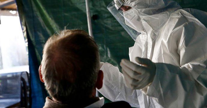 Coronavirus, i dati di oggi – 7.852 nuovi casi, altri 262 morti. Calano ancora i ricoverati, meno di 2mila pazienti in terapia intensiva