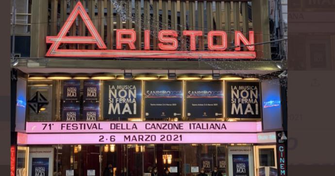 Sanremo 2021, nella cittadina l'atmosfera della vigilia è surreale (e triste)