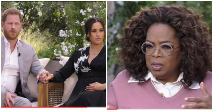 Meghan e Harry da Oprah Winfrey: le parole più devastanti per me non sono quelle sul razzismo