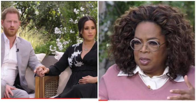 "Meghan e Harry, l'intervista scandalo a Oprah Winfrey: ""La regina Elisabetta dipinta come una boss mafiosa"""