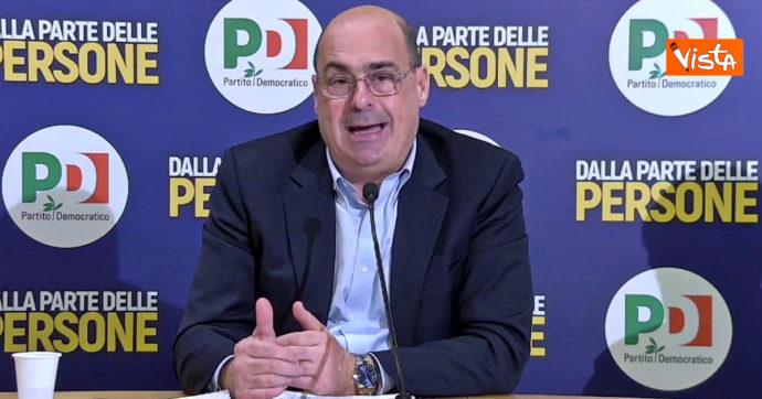 Zingaretti, le dimissioni sbattute come un ceffone in faccia al partito