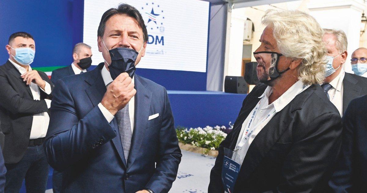 """Conte dice sì: """"Nuovo Movimento aperto, accogliente, intransigente"""""""