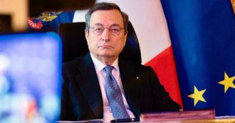 Nuovo Dpcm, Draghi firma il decreto ma non spiegherà le misure: in conferenza stampa i ministri Speranza e Gelmini