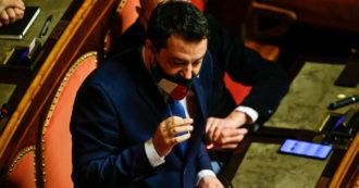 """Codice appalti, Salvini insiste: """"Va cancellato, bisogna esportare il 'modello Genova' in tutta Italia"""""""