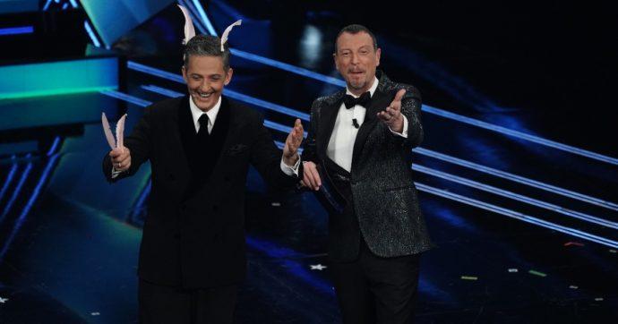 Sanremo 2021, pagelle quarta serata: Ermal Meta una lagna, Lo Stato Sociale minuti preziosi rubati al sonno, Fasma è quasi pronto