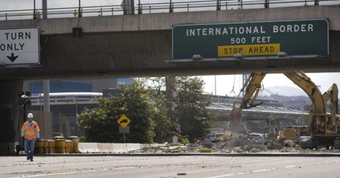 California, camion si scontra con Suv in cui sono ammassati 27 migranti. Morti in 15, 12 feriti