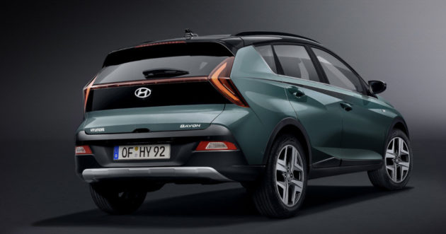Hyundai Bayon, il piccolo SUV coreano pensato per l'Europa