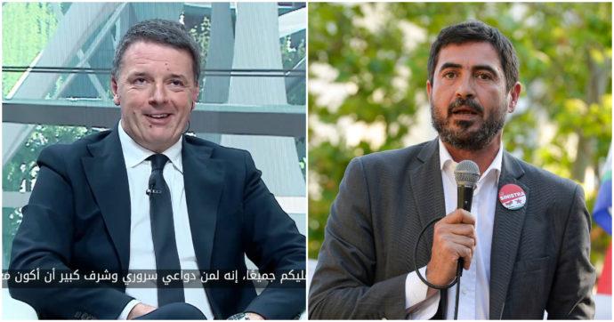"""Renzi e l'Arabia, interrogazione di Fratoianni (Si): """"Inopportuno che riceva soldi da Paese estero. Serve norma sul conflitto d'interessi"""""""