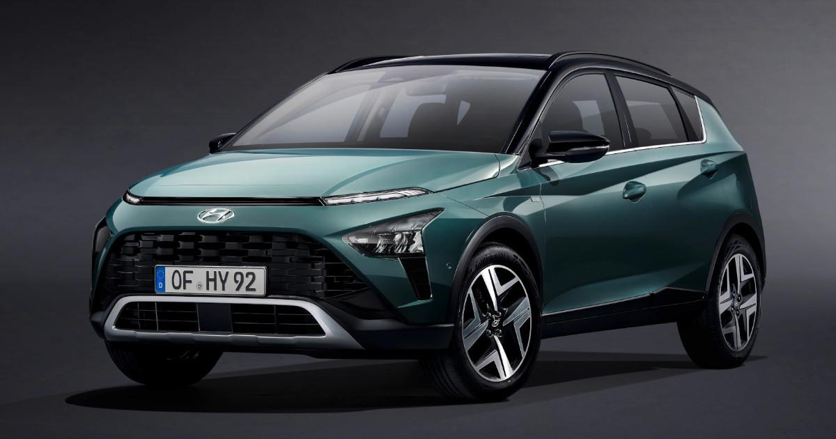 Hyundai Bayon, ecco il nuovo sport utility compatto coreano – FOTO