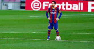 Barcellona, il club è di fronte alle elezioni più importanti di sempre. E la palla è sempre di Leo Messi