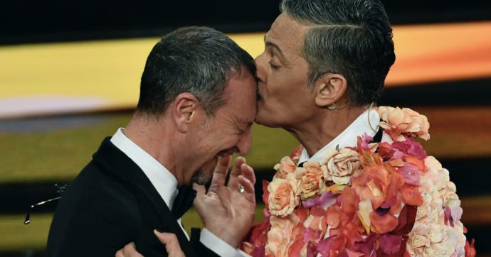 Sanremo 2021, le pagelle della prima serata: Renga ha ancora una speranza per salvare la dignità, Fasma vietato ai maggiori di 8 anni - 6/8