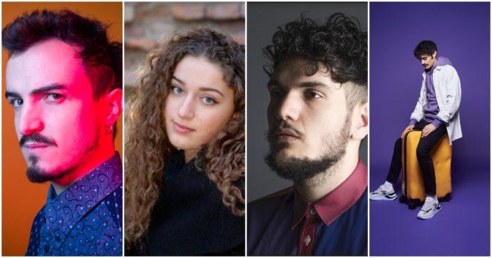 Sanremo 2021, ecco chi sono i Giovani in gara questa sera: Avincola, Elena Faggi, Folcast e Gaudiano