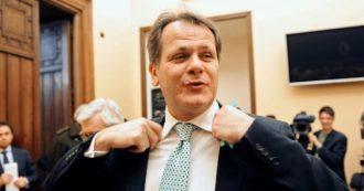"""Nell'inchiesta sulle mascherine al Lazio anche il nome dell'ex ministro Saverio Romano: """"A lui un bonifico di 58mila euro senza causale"""""""