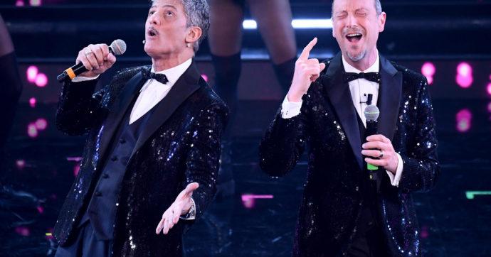 """Sanremo 2021, le pagelle della serata cover (live): Battisti perdonali, Fasma il microfono che non funziona forse è """"un segno"""""""