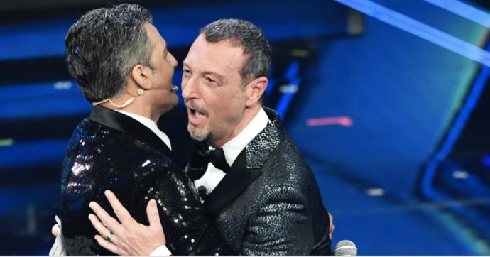 Sanremo 2021, le pagelle della seconda serata. Fulminacci non male… Qualche mese e sarà pronto a cambiare mestiere. Si poteva evitare Lo Stato Sociale?