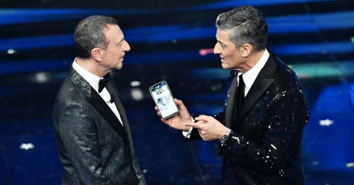 Sanremo 2021, ascolti più bassi dello scorso anno (nonostante gli italiani costretti a casa): 46,6% di share