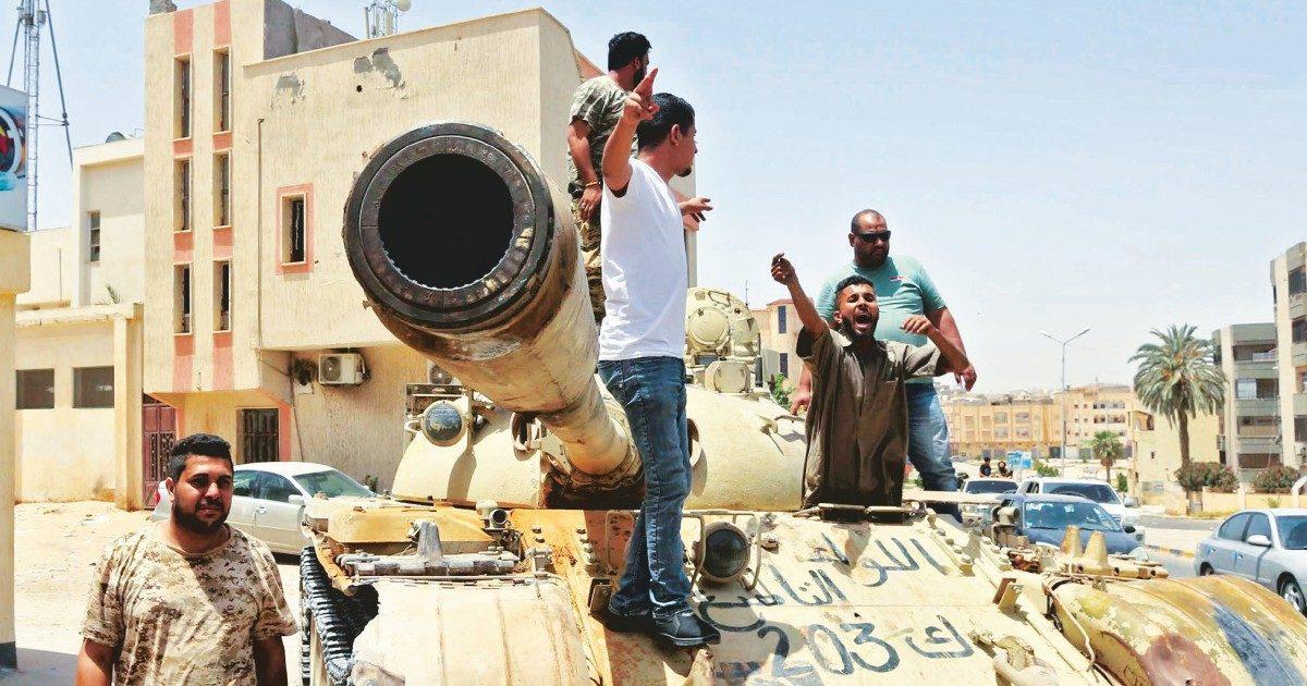 Libia, il governo della mazzetta