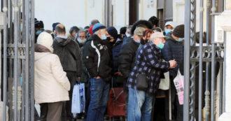 """Istat: """"In povertà assoluta 1 milione di persone in più: 720mila nel Nord. Il totale a 5,6 milioni, record da 15 anni. Anche 1,3 milioni di minori"""""""