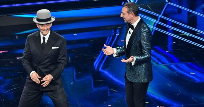 Sanremo 2021, per fortuna c'è quel genio di Fiorello!