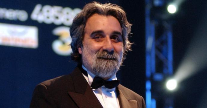 Sanremo, il Maestro Beppe Vessicchio è apparso e scomparso in un lampo
