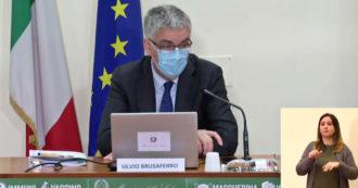 """Covid, Brusaferro: """"Necessari interventi radicali e tempestivi per contenere le varianti del virus"""" – Video"""