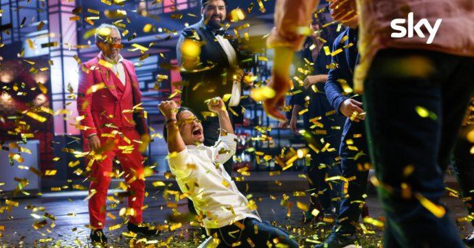 Masterchef Italia, Francesco Aquila vince la decima edizione: chi è il maître 34enne che ha convinto i tre giudici