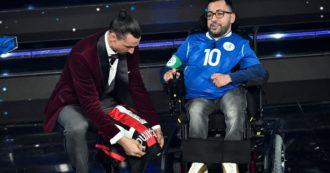 """Ibrahimovic canta (a Sanremo) e Pioli porta la croce: la lezione dei compagni che """"non sanno passare la palla"""""""