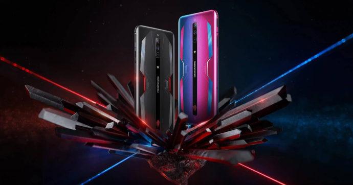 Nubia Red Magic 6 è il primo smartphone da gaming con display e ricarica iper veloci