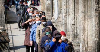 """Istat conferma aumento della povertà assoluta nel 2020: """"Riguarda 5,6 milioni di persone. Al Nord la crescita più ampia di famiglie povere"""""""