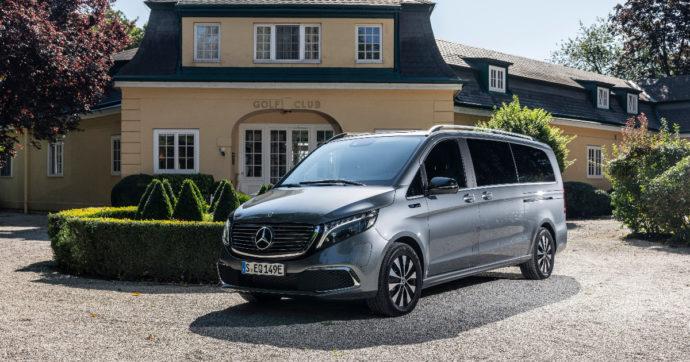 Mercedes EQV, la prova de Il Fatto.it – La Classe V ha preso la scossa