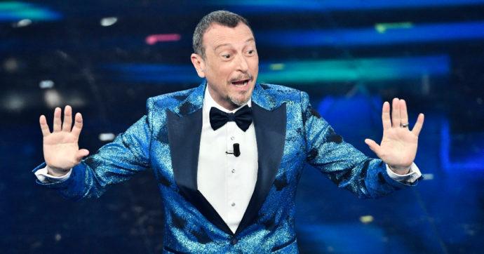 """Festival di Sanremo 2022, Amadeus sarà per la terza volta conduttore e direttore artistico: """"Non avrei mai pensato di farlo ma adesso non vedo l'ora di iniziare a lavorare"""""""