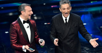 Sanremo 2021, ascolti in forte crescita per la finale: 53,3% di share. Amadeus e Fiorello portano a casa il Festival più difficile