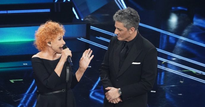 Sanremo 2021, la magia della Vanoni e un grande interrogativo: perché Amadeus ha dato un posto a Gio Evan?