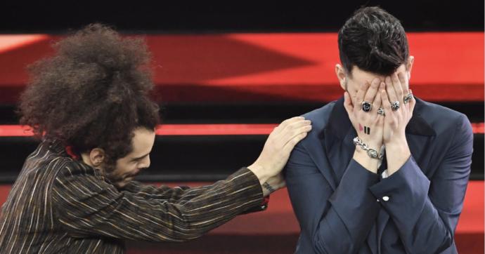 Sanremo 2021, Gaudiano vince con una canzone per il suo papà, morto per un tumore al cervello