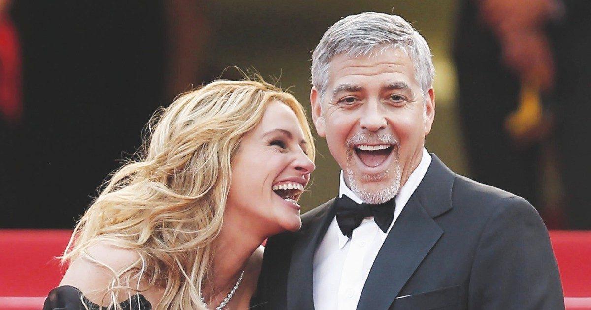 A Clooney e Roberts un biglietto per il paradiso