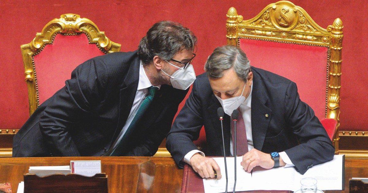 Il disastro giallorosa battezza il governo Draghi-Salvini (e B.)