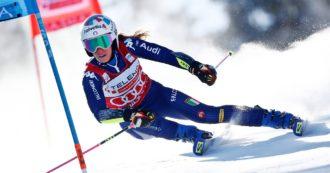 Marta Bassino è campionessa del mondo di slalom gigante: è la quarta italiana della storia. Battuta la francese Tessa Worley