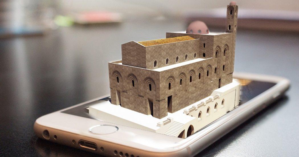 """La realtà virtuale a servizio dell'arte, al via progetti e finanziamenti internazionali in Sicilia: """"Chi ha idee interessanti si proponga"""""""