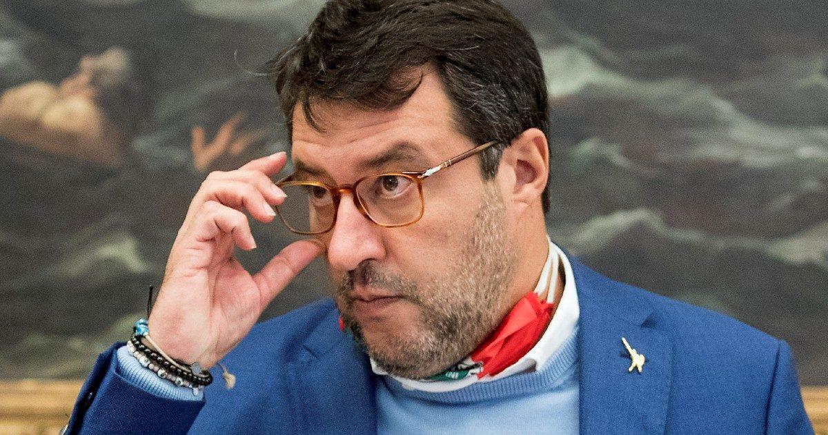 Soldi della Lega, Salvini vuol cancellare le impronte